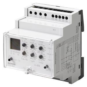 Siemens - Rele frecuencia monitoreo generador arriba 30kva