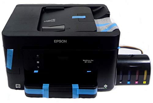 Brand New Epson workforce 3720 Bundled with Hotzone360 prefilled sublimation Ciss