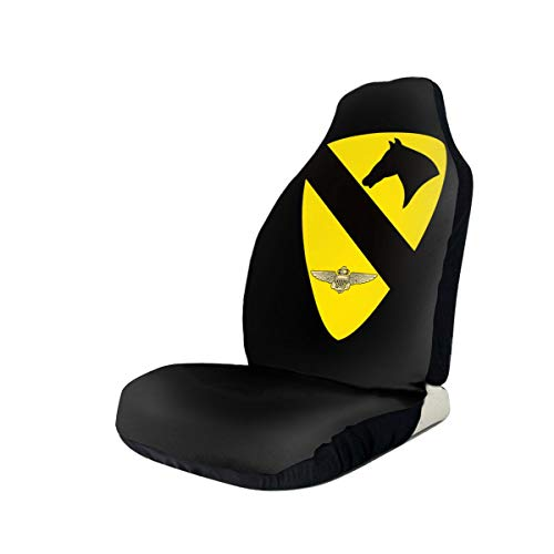 Buy 1st Cavalry Army Naval Aviator Pilot Wings Car Seat Covers for Vehicles Universal 3D Printing Ca...