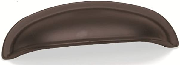 Laurey 52066 3-Inch Nantucket Cup Pull, Oil Rubbed Bronze