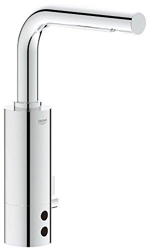 Grohe - IR Infrarot Waschbecken-Sensorarmatur, Kalt- und Warmwasser, mit Steckertrafo, Chrom, Essence E