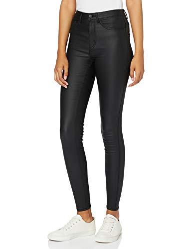 ONLY Damen Onlroyal Reg Sk DNM 101 Jeans, Schwarz, XL/ 30L