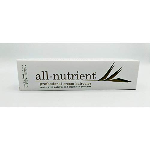 All-Nutrient Cream Haircolor 6RS Scarlet