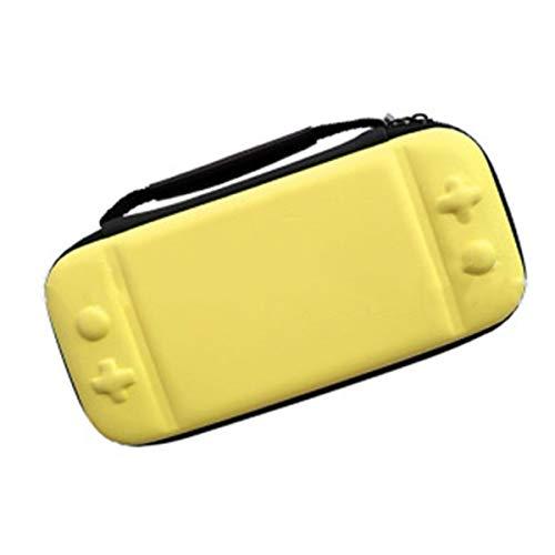 I3C - Funda de transporte para Nintendo Switch Lite, funda rígida para almacenamiento de viaje con cartuchos de juego y protección militar