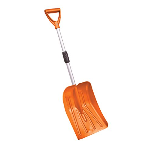 Buy EMSCO Bigfoot Combination Snow Shovel – Multi-Use Blade Design