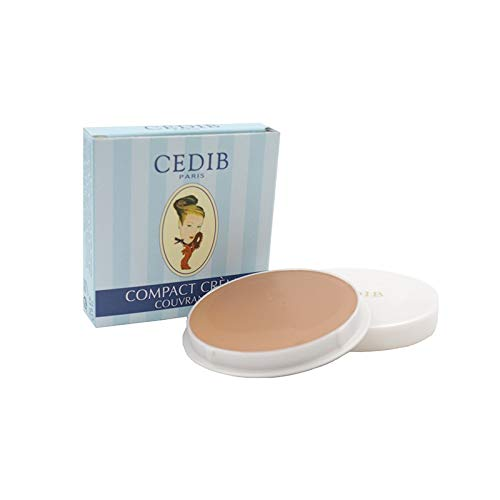 Cedib Paris Compact Creme Maquillaje En Crema Compacto