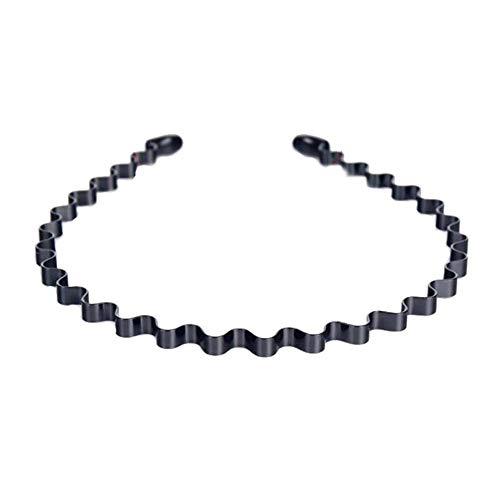 Bandeau de cheveux pour hommes Accessoires pour cheveux Sports Slip Headband Set of 2