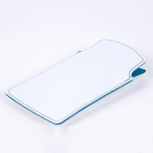 ORYX - in Deutschland handgearbeitetes Echtleder Edel Etui für Nokia 3330