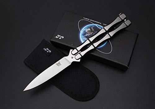 FARDEER Knife Cuchillo de Pesca de Cuchillo de Caza al Aire Libre XD07