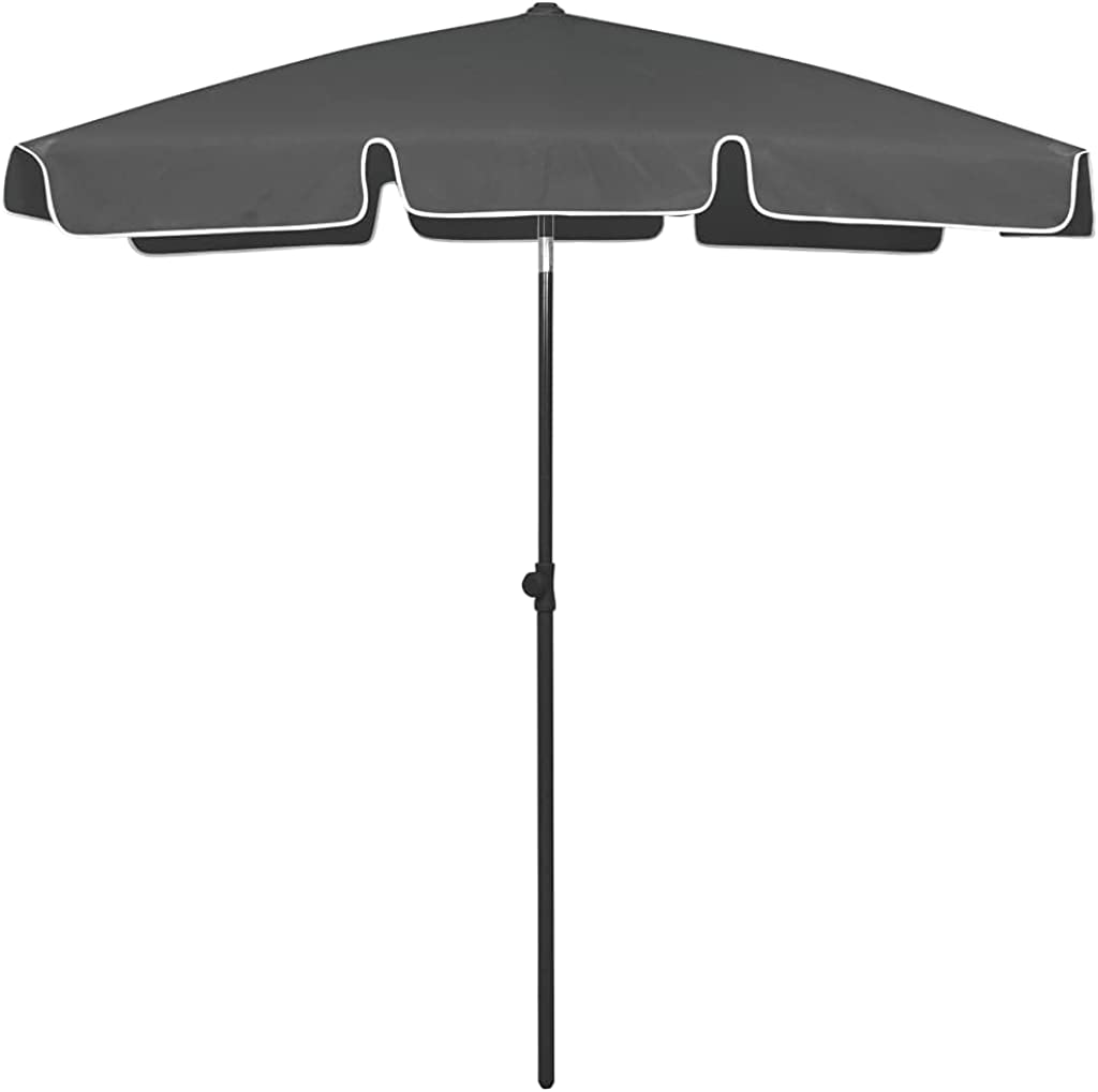 Vevelux Patio Umbrella Low price 6 sale FT Fabric wit Polyester Market
