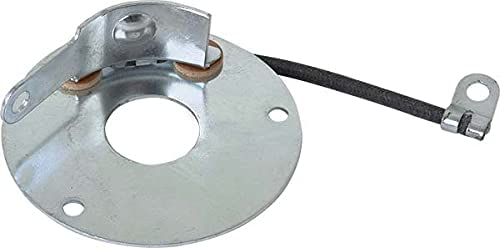 MACs Auto Parts 28-20935 Model A Distributor Lower Plate - For D
