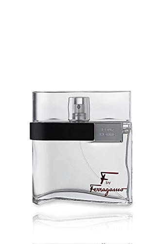 Salvatore Ferragamo F Black Pour Homme Eau de Toilette Spray 100 ml