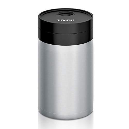 Siemens TZ80009N Isolierter Edelstahl Milchbehälter 0,5 Liter