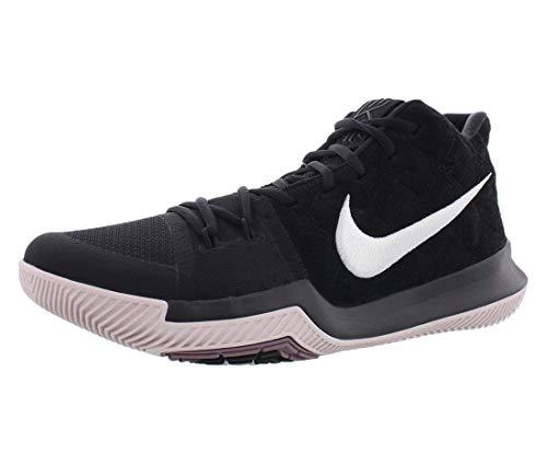 Nike Kyrie 3 (Black/White-Silt Red, 10)