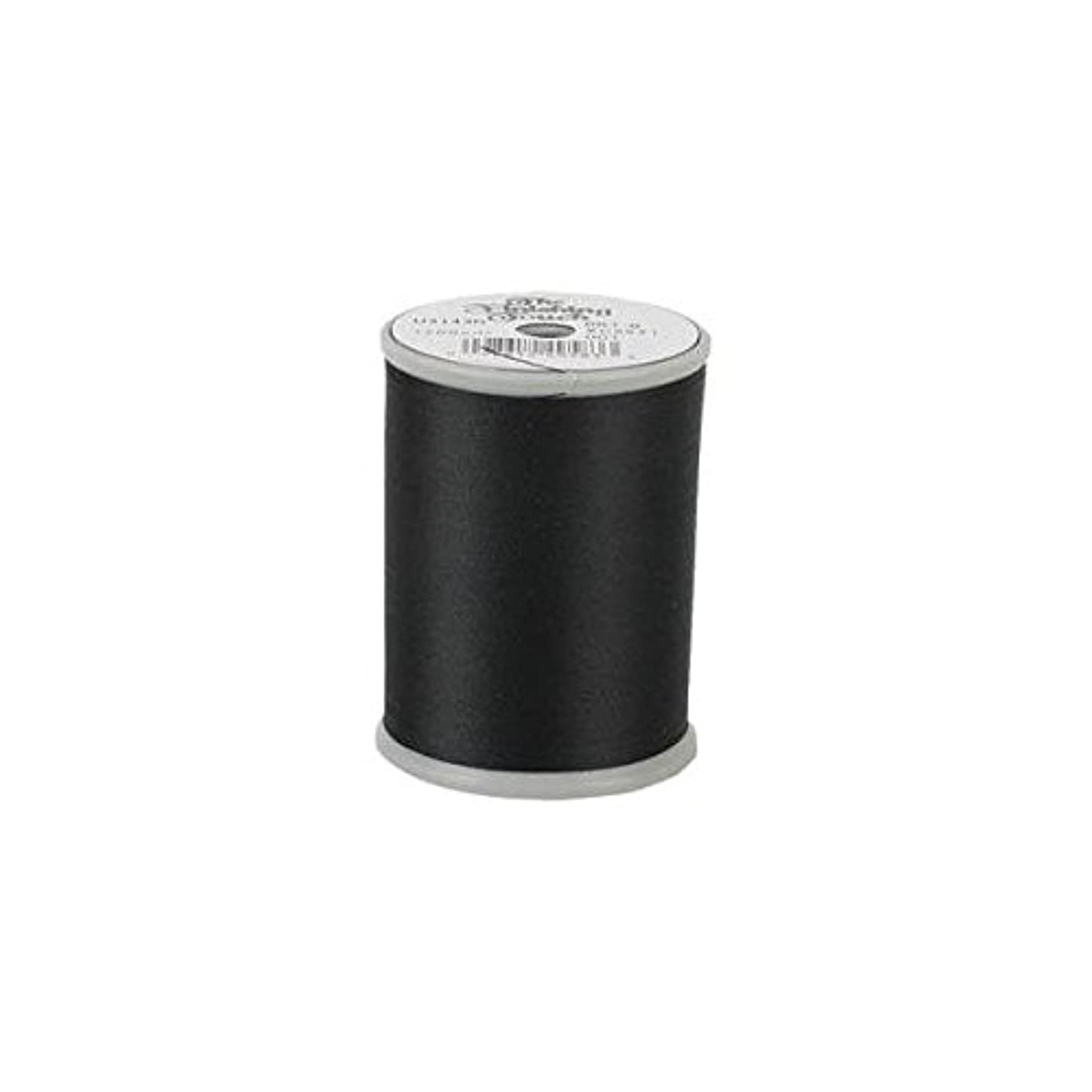 The Finishing Touch Embroidery & Sewing Bobbin Thread 1200yds. 100% Polyester 60wt. Black 5 Spools unigpjnwborpo523