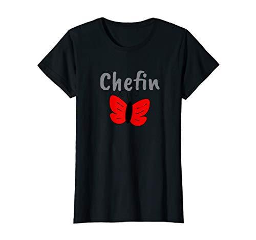 Damen Damen Chefin Grunderin shirt fur starke Frauen