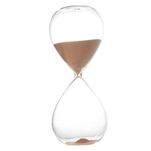 BESPORTBLE Sanduhr Timer Transparentes Glas Sanduhr Moderne Sanduhr Timer Kreative Sanduhr
