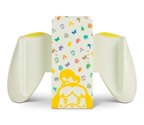 PowerA Joy-Con Comfort Grip pour Nintendo Switch – Animal Crossing, Manette de Jeu, Gamepad, Nintendo Switch Lite