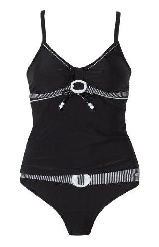 Beco Beachwear Damen Badeanzug Tankini Größe 44 Cup D Farbe 99 original