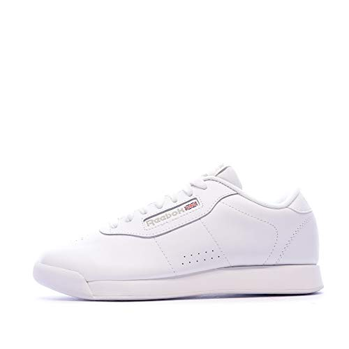 Reebok Princess, Zapatillas Mujer, Blanco (White 0), 42 EU