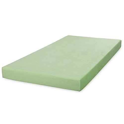 Comfort & Relax 5 Inch Memory Foam Mattress Twin for Bunk Bed,...