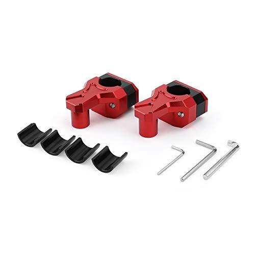 Topteng El manillar Risers 28mm 22mm 25mm Se adapta universal moto de la motocicleta