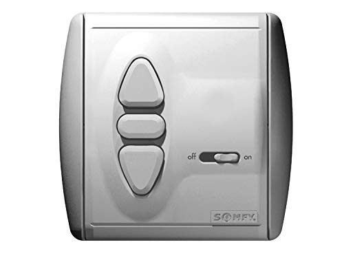 Somfy Centralis UNO RTS 1810257 Funkempfänger 3660849557737