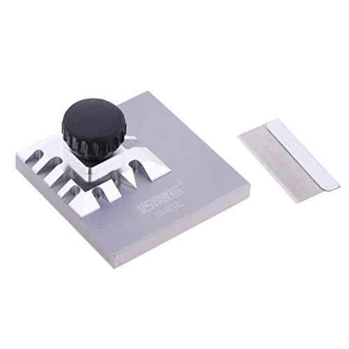 sharprepublic - Oberflächenmaterial & Finishing für Funktionsmodellbau in Silbern, Größe Einzeln