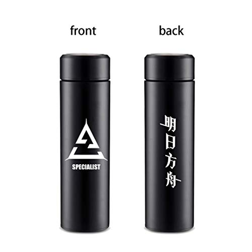 IFREE Anime Travel Vacuum Mug Cartoon Stainless Steel Insulated Water Bottle Double Wall Thermos Movie Game Fans Coffee Cup Best Cosplay Gift for Women Men Boy Girl,4