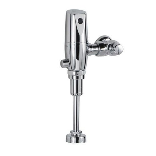 American Standard 6063.051.002 0.5 GPF Selectronic FloWise Exposed Urinal Flush Valve, Chrome