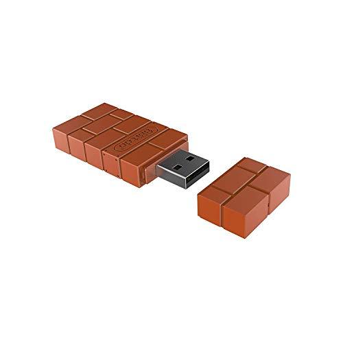 8Bitdo Récepteur Adaptateur Bluetooth sans Fil Compatible Windows, MacOS, Android TV Box, Raspberry Pi, Retrofreak