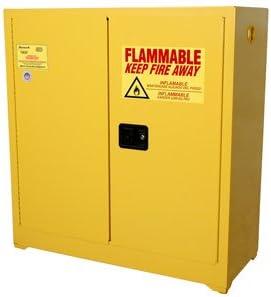 Homak 30-Gallon Safety price Cabinet Cheap bargain YW00750300