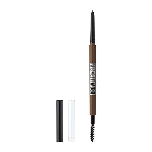 Maybelline Brow Ultra Slim Eyebrow Pencil, Medium Brown