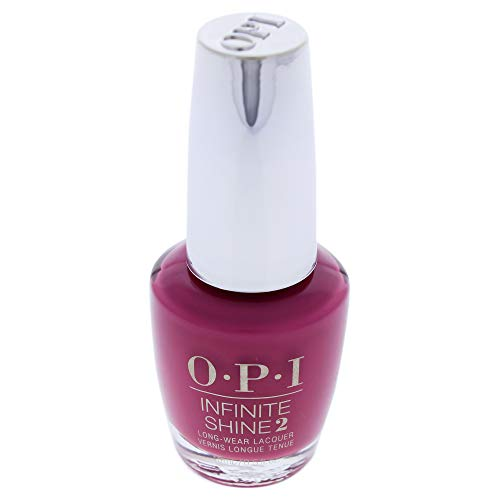OPI Infinite Shine, Pretty Pink Perseveres
