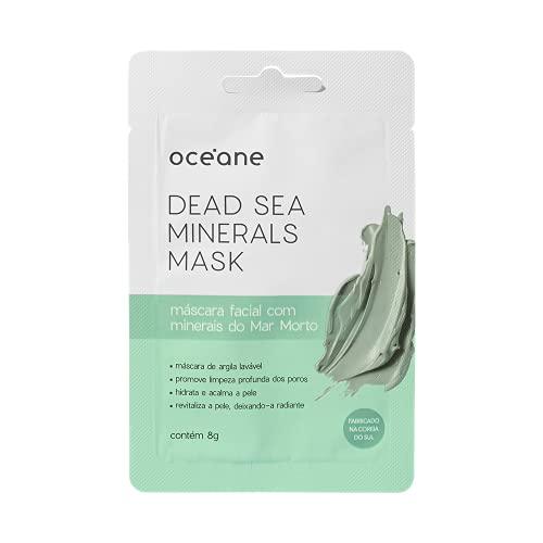 Máscara Facial Mar Morto,Dead Sea Minerals Mask,Océane,Unica, Océane