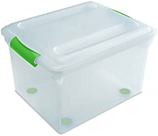 IRIS USA, Inc. 34 Quarts File Storage Box - Set of 2