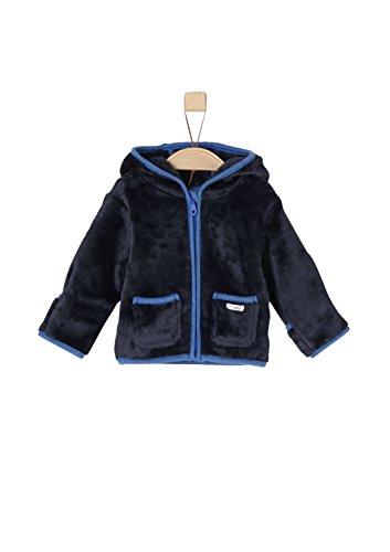 s.Oliver Baby-Jungen 65.710.43.4958 Sweatshirt, Blau (Blue 5959), 62