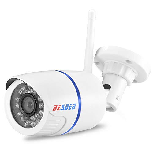 SCAYK 1080P IP Cámara WiFi IR Visión Nocturna Tarjeta SD Cámara inalámbrica 2MP Registro de Audio Bullet Onvif CCTV Video Exterior Vigilancia cámaras de Seguridad Sistemas de Seguridad para el