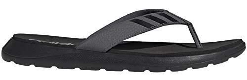 adidas Comfort Flip Flop, Chanclas Hombre, NEGBÁS/Gricin/Gricin, 48 2/3 EU