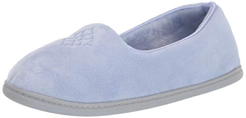 Dearfoams Women's Slipper, Eventide