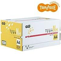 TANOSEE αエコペーパー タイプNH A4 1箱(5000枚:500枚×10冊)