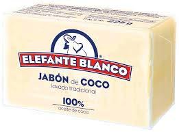 Waschmittel Elefant weiß Kokos 250 g