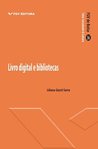 Livro digital e bibliotecas (FGV de Bolso)