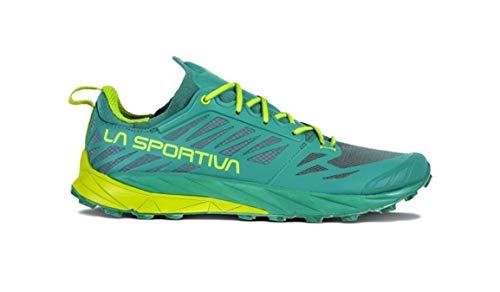 La Sportiva Kaptiva Trail Running Shoes - Men's, Pine Kiwi, 45 EU, 36U-714713-45