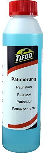 Patinierung (250 ml) - Messing/Kupfer/Bronze patinieren, Patiniermittel - Patina Farbe