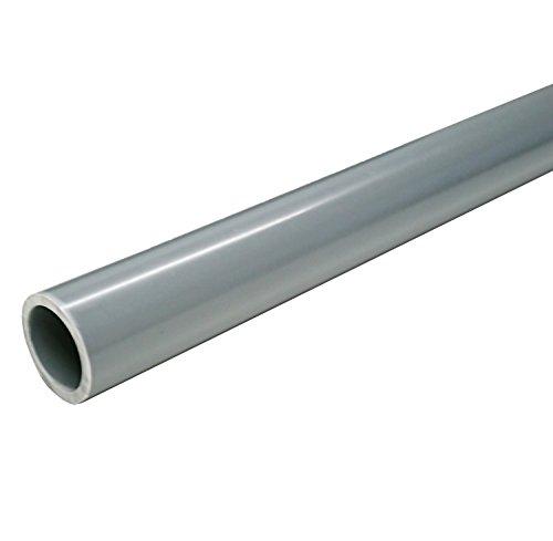 関西化工株式会社 塩ビパイプ VP PVC 30cm (VP30 外径38mm×長さ300mm)