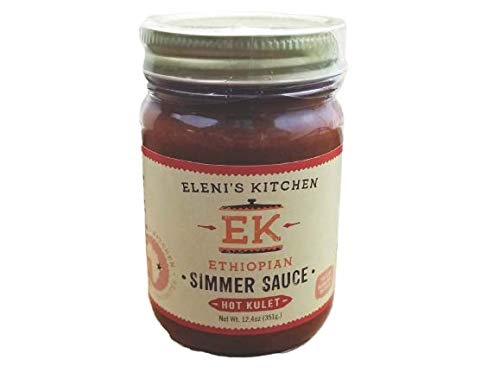 Eleni's Max Outlet SALE 44% OFF Kitchen Ethiopian Red - Sauce Hot Pepper