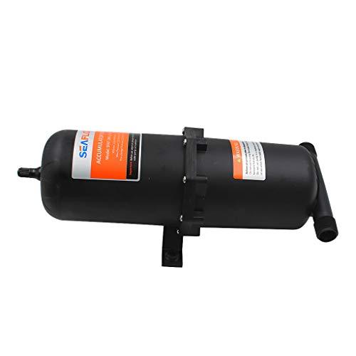 H HILABEE Acumulador Pre-presurizado para SEAFLO 1 Litro para Remolque De Caravana RV