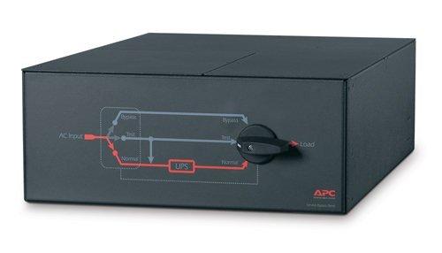 APC SBP16KP Service Bypass Panel- 200/208/240V; 100A; MBB; Hardwire...