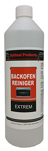 Optimal Backofen/Pfannen/Grill - Reiniger extrem Konzentrat 1 Liter